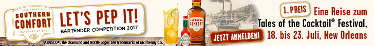 Bartender Competition Southern Comfort Pep it